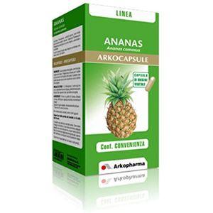 Arkopharma - Arkocapsule Ananas Gambo Confezione 45 Capsule