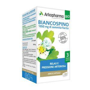 Arkopharma - Arkocapsule Biancospino Bio Confezione 45 Capsule