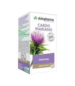 Arkopharma - Arkocapsule Cardo Mariano Bio Confezione 45 Capsule