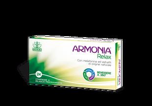Armonia Relax - Melatonina 1 Mg Confezione 24 Compresse
