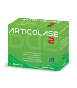 Articolase - 2 Confezione 20 Bustine