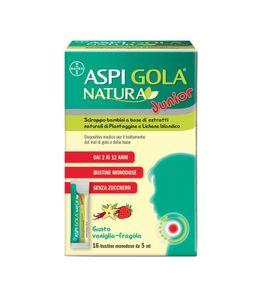 Aspi Gola - Natura Junior Confezione 16 Bustine