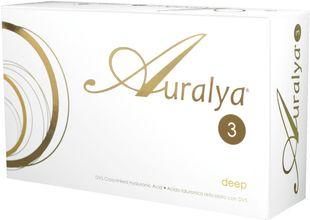 Auralya - 3 Deep Confezione 2 Siringhe Da 1 Ml