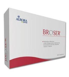 Aurora Biofarma - Broser Confezione 20 Compresse