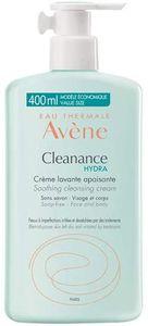 Avene - Cleanance Hydra Crema Detergente Lenitiva Confezione 400 Ml
