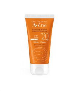 Avene - Solare Crema Invisible Protezione Spf 20 Confezione 50 Ml