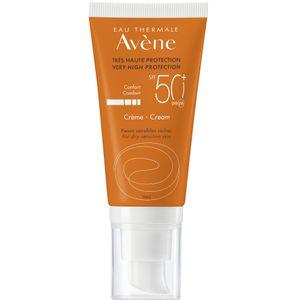 Avene - Solare Crema Protezione Spf 50+ Confezione 50 Ml (Scadenza Prodotto 28/12/2021)