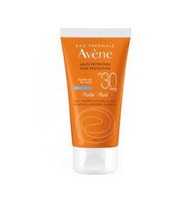 Avene - Solare Fluido Protezione Spf 30 Confezione 50 Ml