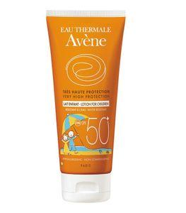 Avene - Solare Latte Protezione Spf 50+ Bambini Confezione 100 Ml