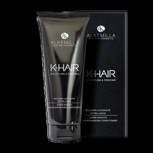 Alkemilla - K-Hair Balsamo Lucidante Extra Liscio Confezione 200 Ml