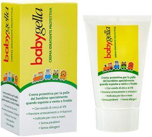 Babygella - Crema Idratante Protettiva Confezione 50 Ml