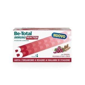 Betotal - Immuno Reaction Confezione 8 Flaconcini (Scadenza Prodotto 28/10/2021)