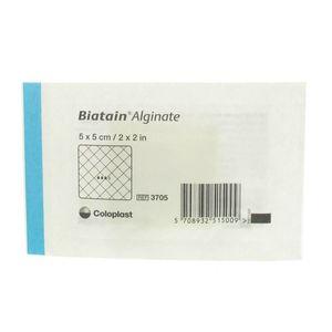 Biatain - Comfeel Alginate 5X5 Confezione 30 Pezzi (Scadenza Prodotto 05/03/2021)