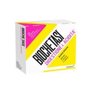 Biochetasi - Digestione E Acidità Confezione 20 Compresse Masticabili