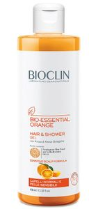 Bioclin - Bio Essential Orange Confezione 400 Ml