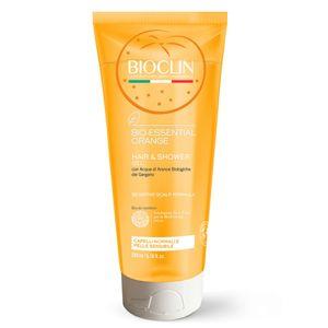 Bioclin - Bio Essential Orange Hair e Shower Gel Confezione 200 Ml
