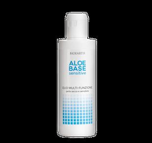 Bioearth - Aloe Base Sensitive Olio Multifunzione Confezione 200 Ml