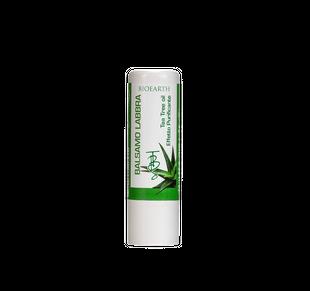 Bioearth - Tbs Balsamo Labbra Aloe E Tea Tree Confezione 7 Ml