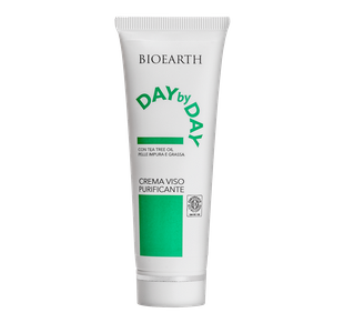 Bioearth - Day By Day Crema Viso Purificante Confezione 50 Ml
