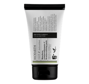 Bioearth - Hair Maschera Remineralizzante Confezione 150 Ml