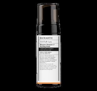 Bioearth - Hair Mousse Fissante Confezione 150 Ml