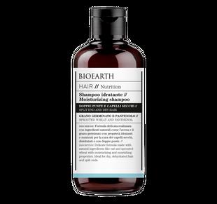 Bioearth - Hair Shampoo Idratante Confezione 250 Ml
