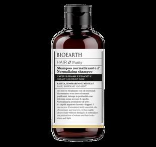 Bioearth - Hair Shampoo Normalizzante Confezione 250 Ml