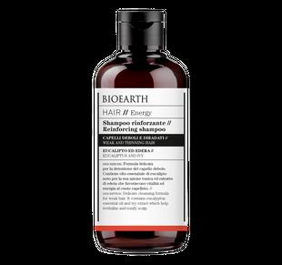 Bioearth - Hair Shampoo Rinforzante Confezione 250 Ml