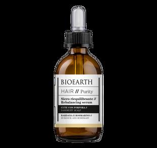 Bioearth - Hair Siero Riequilibrante Confezione 50 Ml