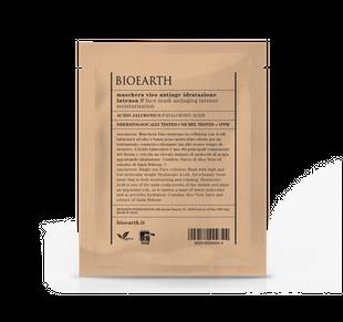 Bioearth - Maschera Viso Antiage Idratazione Intensa Confezione 1 Pezzo