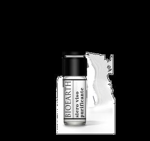 Bioearth - Siero Viso Purificante Confezione 5 Ml