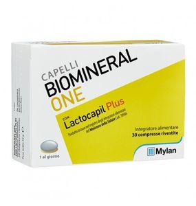 Biomineral - One Lacto Plus Confezione 30 Compresse (Confezione Danneggiata)