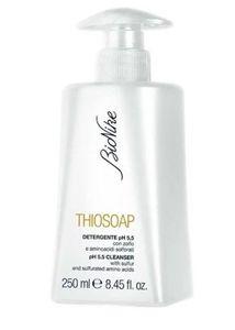 Bionike - Thiosoap Detergente pH5.5 Con Zolfo Confezione 250 Ml