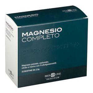 Bios Line - Magnesio Completo Confezione 32 Bustine