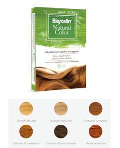 Bioscalin - Natural Color Castano Ambrato Confezione 1 Pezzo