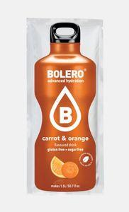Bolero - Drink Carota E Arancia Confezione 9 Gr