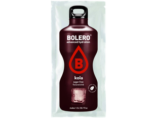 Bolero- Drink Cola Confezione 9 Gr