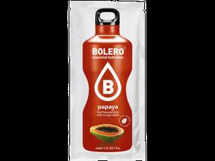 Bolero- Drink Papaya Confezione 9 Gr