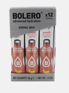 Bolero - Drink Sticks Pesca Confezione 12 Bustine
