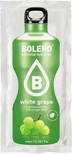 Bolero- Drink Uva Bianca Confezione 9 Gr
