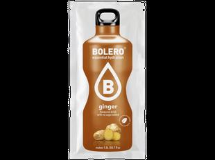 Bolero -Drink Zenzero Confezione 9 Gr