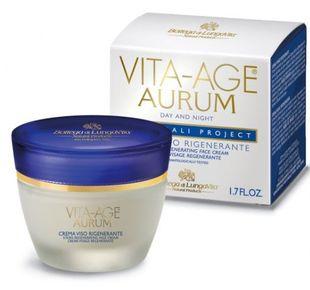 Bottega Di LungaVita - Vita Age Aurum Cellule Staminali Crema Rigenerante Confezione 50 Ml