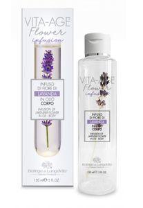 Bottega Di LungaVita - Vita Age Flower Olio Corpo Infuso di Lavanda Confezione 150 Ml