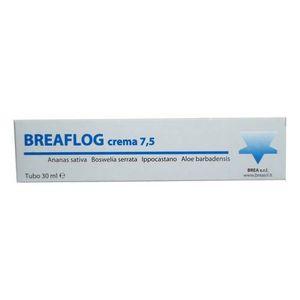 Brea - Breaflog Crema 7.5 Confezione 30 Ml