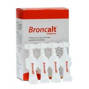 Broncalt Strip Pediatrico - Confezione 20X20 Ml (Confezione Danneggiata)