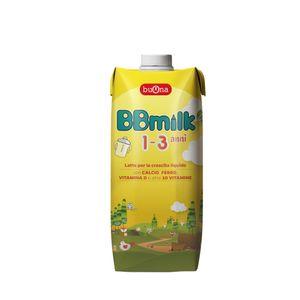 Buona - BBmilk Liquido 1-3 Anni Confezione 500 Ml