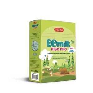 Buona - BBmilk Riso Pro 0-12 Mesi Confezione 400 Ml