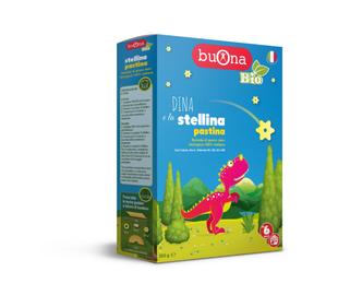 Buona - Bio Dina e La Stellina Pastina Confezione 350 Gr