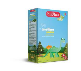Buona- Bio Pino e L'AnellinoPastinaConfezione 350 Gr