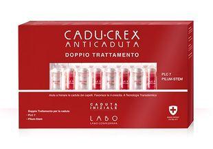Cadu-Crex - Plc7 Anticaduta Doppio Trattamento Con Pilum Stem Caduta Iniziale Uomo Confezione 40 Fiale